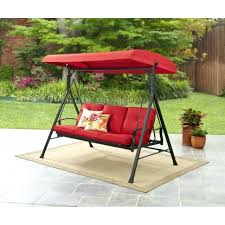 outdoor patio swings with canopy outdoor furniture swing chair patio