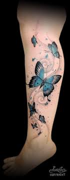 collection of 25 beautiful butterfly on back