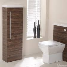 Bathroom Furniture Walnut by Large Mirrored Bathroom Cabinet Walnut Rectangular 900mm