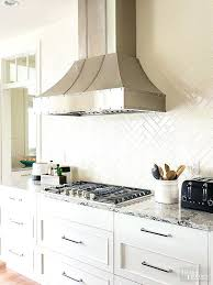 white subway tile kitchen backsplash white kitchen backsplash glassnyc co