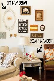 country living room wall decor ideas home decorations