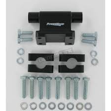 powermadd yamaha pivot adapter pivot style riser block conversion