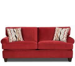 Corinthian Sofa Jackpot Red Sofa By Corinthian At Furniture Warehouse The 399