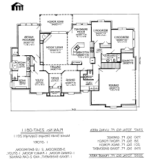 bedroom four bedroom house floor plans floor plans for 3 bedroom