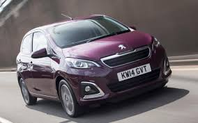 peugeot car hire europe peugeot 108 review