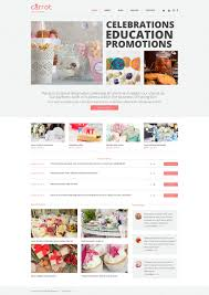 Free Event Planner Template by Event Planner Theme 48341