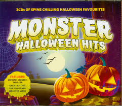 lurching zombie spirit halloween various cd monster halloween hits 3 cd bear family records
