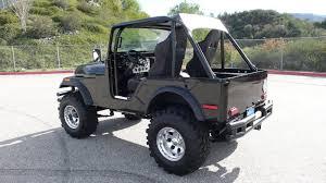 jeep rock crawler 1974 jeep cj5 v8 jeep cj 4x4 off road rock crawler classic
