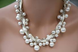 chunky necklace pearl images 56 chunky peach necklace chunky pearl necklace cultured pearl jpg