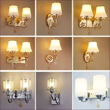 Bedroom Wall Sconces For Reading Bedroom Plug In Wall Lamp Vintage Wall Lights Decorative Wall