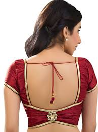 blouse pic 16 saree blouse back designs that are this 2016 the ethnic soul