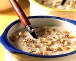 topinambour recette cuisine recette crème de topinambour aux noix
