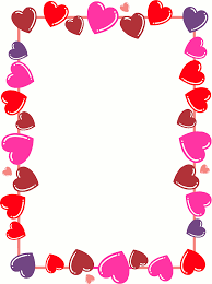valentine u0027s clipart clipart printables pinterest borders