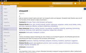 meriam webster dictionary apk merriam webster dictionary thesaurus apk 3 2 0 free