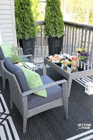 Low Price Patio Furniture - best 25 resin wicker furniture ideas on pinterest resin patio