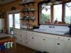 Nutherokies Image Survivor House Pinterest Sinks Kitchens - Old fashioned kitchen sinks