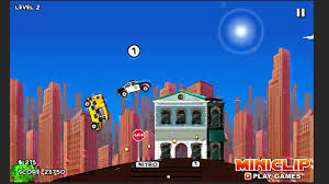 miniclip monster truck nitro 2 lethal race video game car racing online small kids and baby