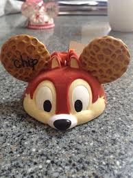 chip and dale ear hat ornament disney ornament from sort it apps