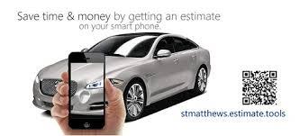 Car Collision Estimate by Collision Repair St Matthews Imports