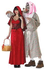 halloween grandma costume grandma wolf costume one size walmart com