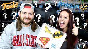 Box Fans Walmart by Walmart Mystery Dc Funko Box We Finally Got One Youtube