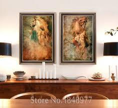 online buy wholesale oil paintings horse riding from china oil