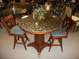 granite kitchen table u2013 home design and decorating