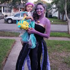 Mother Daughter Costumes Halloween Crystal Yeverino Twitter