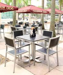 Restaurant Patio Chairs 7 Common Misconceptions About Restaurant Patio Furniture