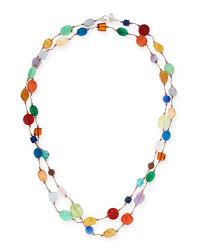 multi stone necklace images Multi stone necklace neiman marcus jpg
