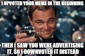 Advertising Meme - leonardo dicaprio cheers meme imgflip