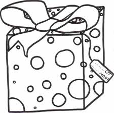 coloring pictures of christmas presents christmas gift box drawing at getdrawings com free for personal