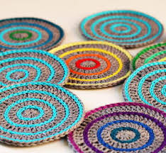 How To Crochet A Rug Out Of Yarn Crochet Magic Circle Tutorial How To Crochet The Magic Ring