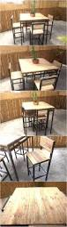 Wood And Metal Patio Furniture - best 25 outdoor wood furniture ideas on pinterest outdoor