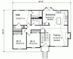 bi level home plans split plan house images best idea home design