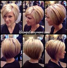 asymetrical ans stacked hairstyles life songs of a busy mom how i style my inverted or stacked bob