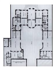 hotel d u0027augny paris ground floor plan architectural plans and
