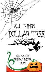 Halloween Ornaments For Tree dollar tree fall craft ideas dollar tree halloween crafts and trees