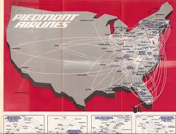 Delta Airlines Route Map by Airline Timetables September 2012