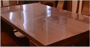 tapis bureau transparent w415 transparent large bureau bureau souris pad tapis napperon