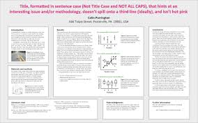 how to write a scholarly paper in apa format poster design advice creating academic posters mhc library academic poster layout this is an example