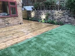 decking installer softwood decking hardwood decking ceder