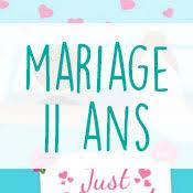 11 ans de mariage carte anniversaire mariage virtuelle gratuite à imprimer
