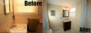 Bathroom Before And After Photos Follow This Flip Bathroom Before And After Living Rich On