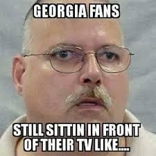sec memes georgia still smarting after blowing 13 point lead to alabama