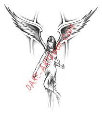 flower tattoo designs angel wing tattoo design tribal wings