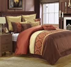burnt orange bedding sets 1631