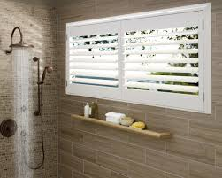 Basement Window Blinds - window coverings plantation shutters home design elements