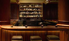 Luxury Restaurant Design - luxury and classic hospitality interior design of forty four