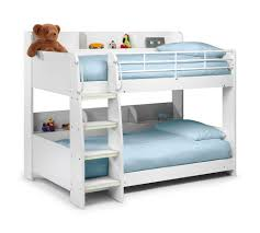 Happy Beds Domino Storage Wooden Bunk Bed Kids Modern Sleep - Mattress for bunk beds for kids